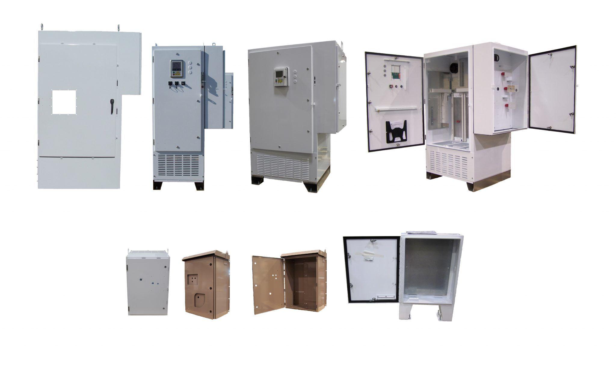 NEMA Enclosures - Special Products & Mfg., Inc. on