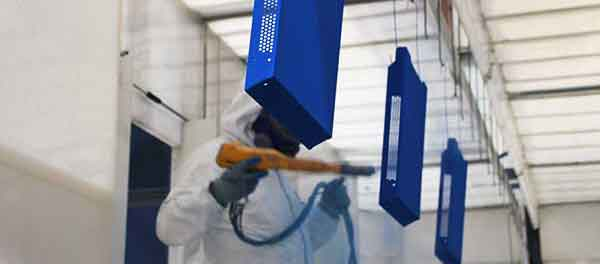 Contract Manufacturing - Powder Coating - Special Products & Mfg., Inc. - Rockwall (DFW) TX